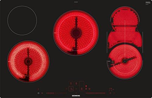 Siemens ET801LMP1D iQ500 Kochfeld Elektro / Ceran/Glaskeramik / 79,2 cm / Timer mit Ausschaltfunktion