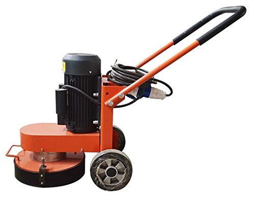 Hand Push Cement Ground Concrete Floor Grinder Machine 220V