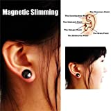Tmrow Bio Weight Loss Earrings Stimulating Acupoints Earring Magnetic Therapy