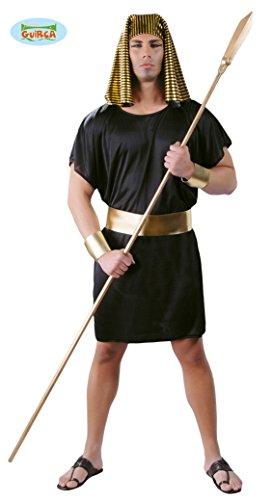 Guirca Costume vestito egiziano guardia egiziana carnevale adulto 80462 T.U