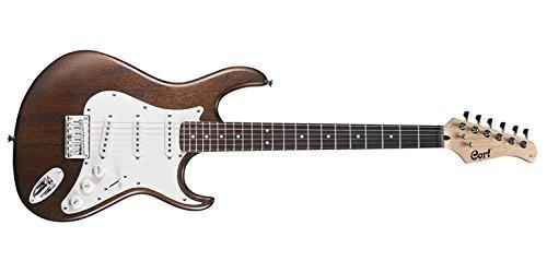 Cort G100E-Gitarre, offenporig Walnuss
