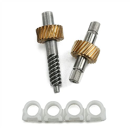 TKMD Convertible Top Latch Motor Gear Repair Kit Fits for BMW 3 Series E36 E46 E64#67618370816 2pcs