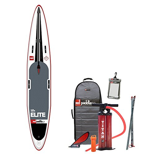 """2017 Red Paddle Co 12'6"""" x 25"""" Elite Inflatable SUP"""
