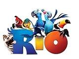 Rio – Film Poster Plakat Drucken Bild – 43.2 x 60.7cm