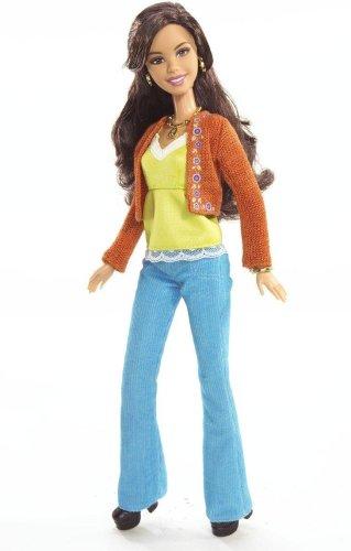 High School Musical Gabriella Doll