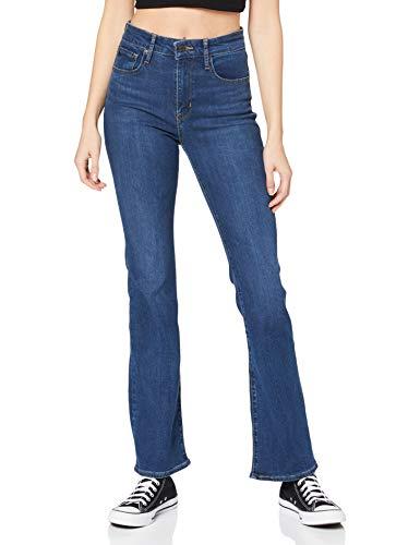 Levi's 725 High Rise Bootcut Jeans, Bogota Tricks, 30W / 30L para Mujer