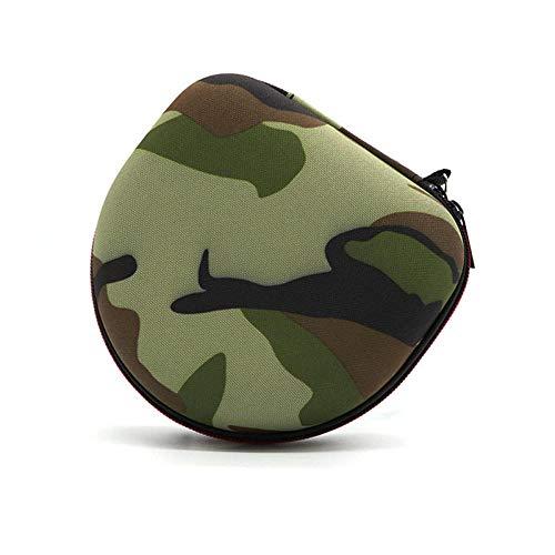 Hoofdtelefoon beschermhoes voor Audio-Technica ATH-SR30BT SR50BT AR1iS koptelefoon zak opbergdoos, Groen