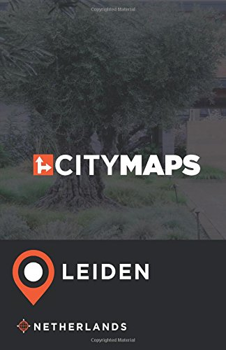 City Maps Leiden Netherlands