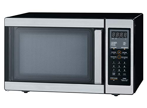 WINIA WKORX9G5ET Countertop Microwave Oven, 0.9 CF, Stainless Steel