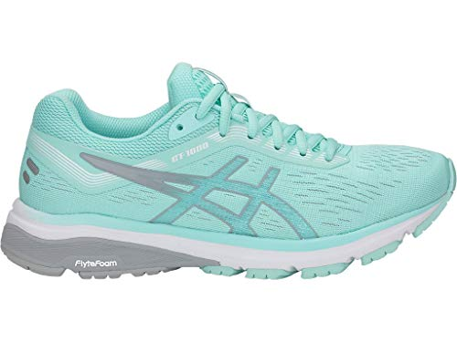 ASICS Women's GT-1000 7 Running Shoes, 9M, ICY Morning/MID Grey