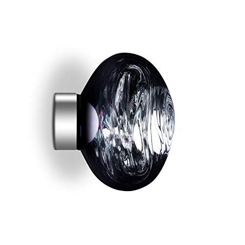 Tom Dixon - Melt Mini Surface LED-Deckenleuchte, Smoke