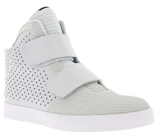 Nike Flystepper 2k3 Prm, Herren Basketballschuhe , - white white white 101 - Größe: 41 EU