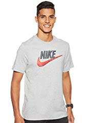 NIKE M NSW tee Brand Mark - Camiseta de Manga Corta Hombre