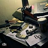 Cathy Dasr - Kendrick Lamar (Section 80) - Album Cover Poster (12'x12')