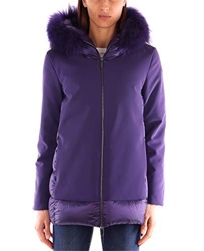 Rrd Winter Hybrid ZAR Lady Fur Giacche Donna Viola 44