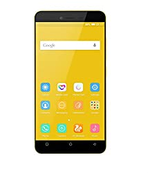 Gionee Pioneer P5L (Yellow)