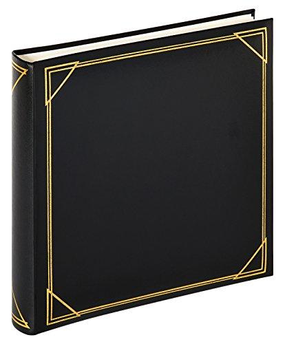 walther design Classicalbum Standard, schwarz, 30 x 30 cm