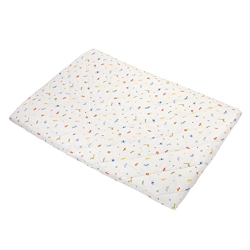Best Price Carter's Playard Sheet, Animal Print, One Size