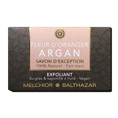 Exfoliantes Organicos marca Melchior&Balthazar