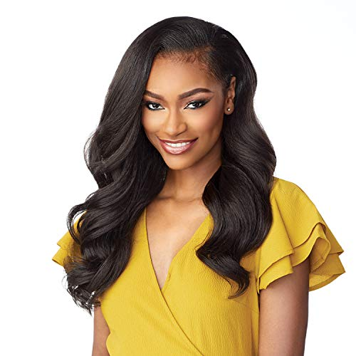 Sensationnel Instant Weave Synthetic Half Wig with Drawstring Cap - IWD 004 (T2/27)