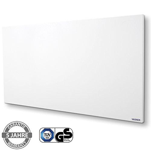 VASNER Citara Infrarotheizung 900 Watt 60 x 120 cm weiß Metall Elektroheizung Wand- kaufen  Bild 1*