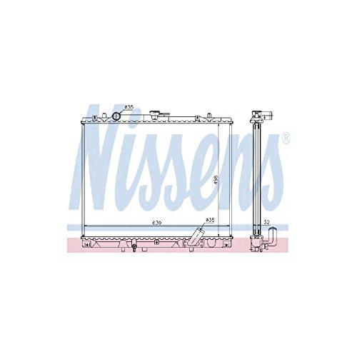 Nissens 62895A Refrigerantes del Motor