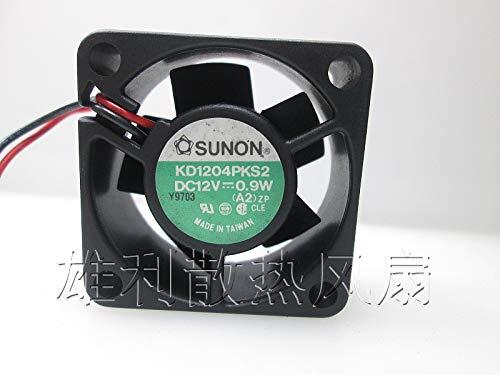 KD1204PKS2 12V 0.9W 4CM 4020 20MM 35% OFF 2-Wire Mail order cheap 40 Fan