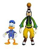 Kingdom Hearts-Figura de acción e, Multicolor (Diamond Select Toys LLC SEP188217)