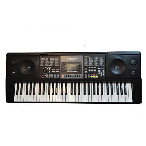 Trinity PA-75X 61-Keys Electronic Keyboard
