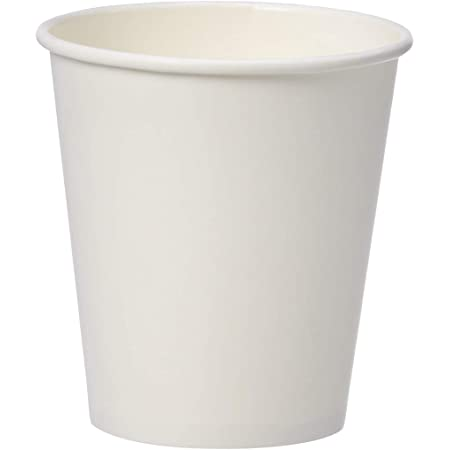 Amazon Basics Compostable 10 oz. Hot Paper Cup, 100 Count