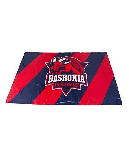 Baskonia Bandera, Adultos Unisex, Azulgrana, Talla Única
