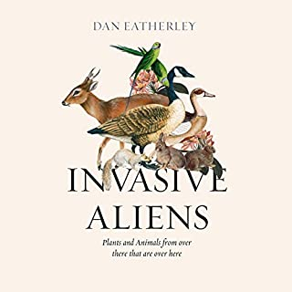 Invasive Aliens audiobook cover art