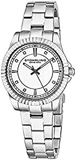 Stuhrling Original Dress Watch For Women Analog Stainless Steel - Set_408LL.01_SD