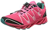 CMP – F.lli Campagnolo Kids Altak Shoe 2.0, Zapatillas de Trail Running Unisex Adulto, Rosa Gloss Bianco 15ce, 40 EU