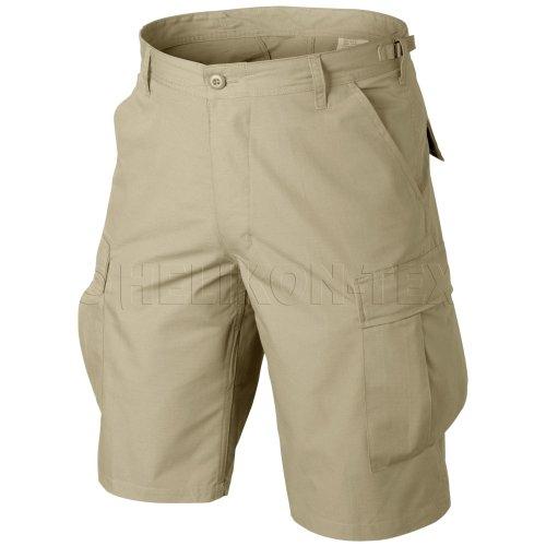 Helikon Original BDU Shorts Baumwolle Ripstop Khaki Größe XXL