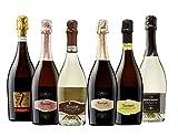 ファンティネル 爽やかな味わいのスパークリングワイン飲み比べ6本セット 750mlx6