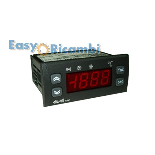 Easyricambi Termostato digital Eliwell ID961 230 V PTC NTC out= 1 in = 1 controlador de temperatura