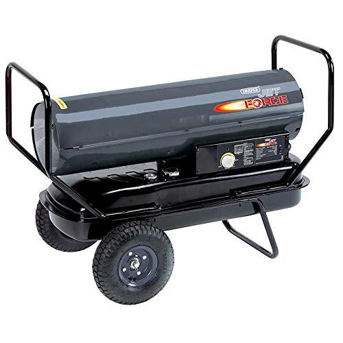 Draper 32285 Jet Force Diesel and Kerosene Space Heater, 36KW
