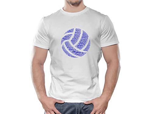 Gillingham FC Novelty Football Ball T Shirt, (Large)