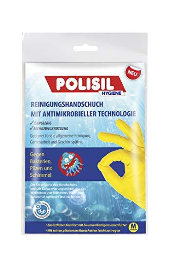Polisil Antimikrobielle Haushaltshandschuhe, 50 g