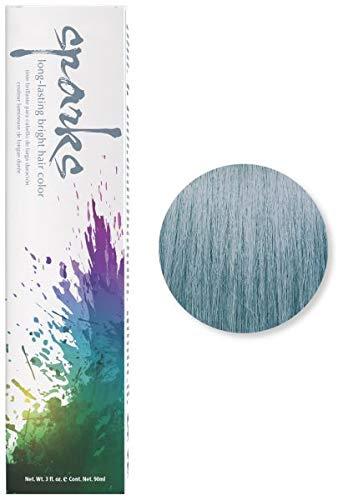 Sparks Hair Color Sparks Bright Hair Color Denim Blue (Pack of 4)