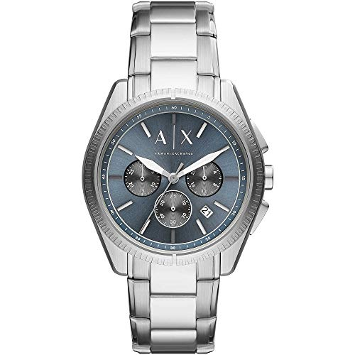 Armani Exchange - Reloj cronógrafo para hombre, elegante, cód. AX2850