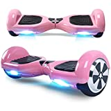 BEBK 6.5' Smart Self Balance Scooter Elettrico Autobilanciato con LED,...