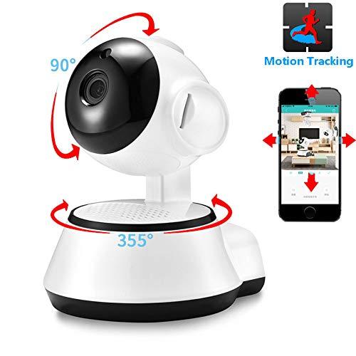 DZSF 720P Baby Monitor IP Camera Wifi Draadloze Auto Tracking Nachtzicht Thuis Beveiliging CCTV Netwerk Mini Cam