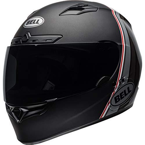 Bell Qualifier Helmets Hommes, DLX MIPS Illusion Black/Silver, XL