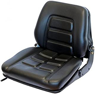 Schleppersitz Traktorsitz Fahrersitz PVC passend KLEPP 1050 Vario Konsole 400