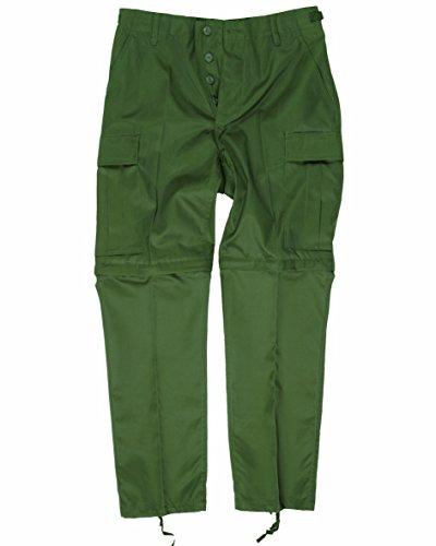Zip-Off Feldhose BDU oliv, Größe:XL