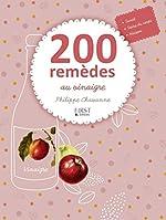 200 remèdes au vinaigre de Philippe CHAVANNE