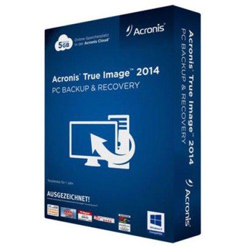 Acronis True Image 2014 Premium, UK, Mini