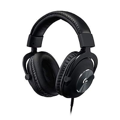 Logitech G Pro Gaming Headset - Black by Logitech G